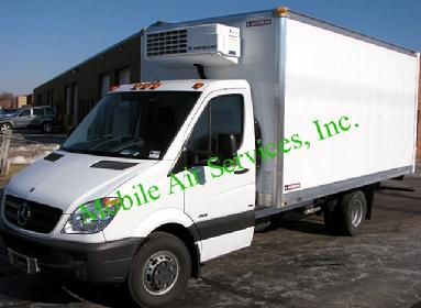Transport Refrigeration Systems