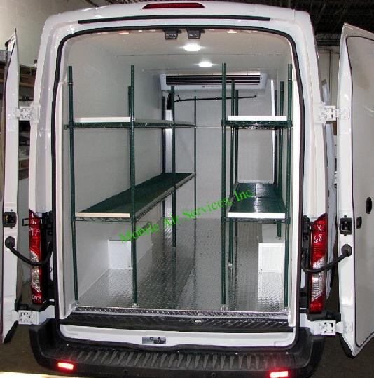 Transport Refrigeration Systems